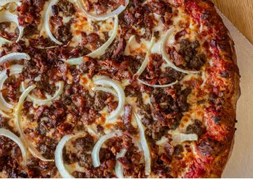 Caraglio's Specailty Pizza