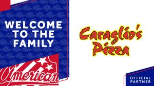 Caraglios Pizza and Rochester Amerks/Knighthawks
